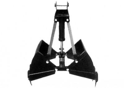 Двучелюстен грайфер Tип 5920