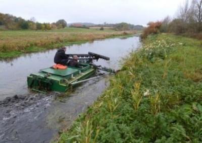 Лодка за косене тип 6400