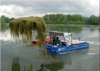 Лодка за косене тип 6420