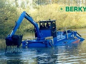 Лодка за изгребване тип 6750