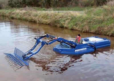 Лодки за косене