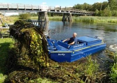 Лодка за косене тип 6410