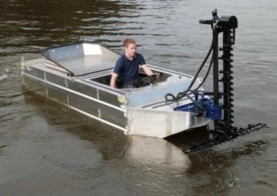 Лодка за косене тип 6300